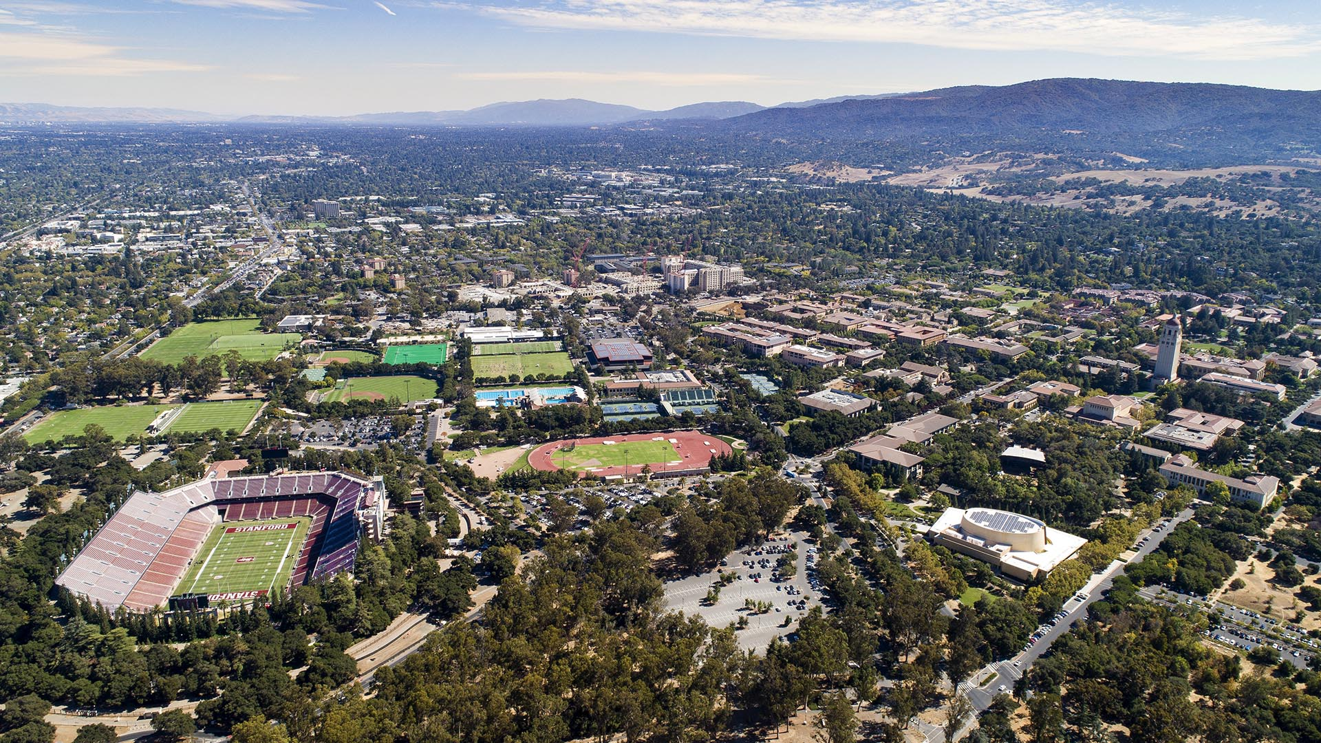 Stanford University Campus Planning and Projects - SWA Group