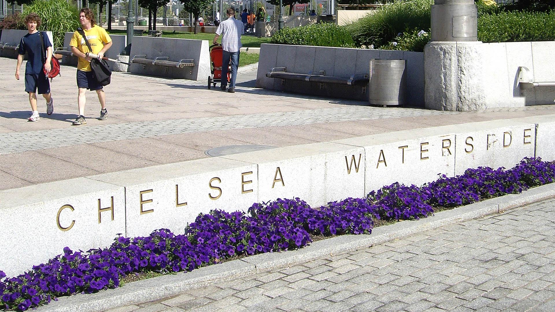 Chelsea Waterside Park Swa Balsley