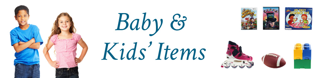 Buy via eBay Baby & Kids' Items