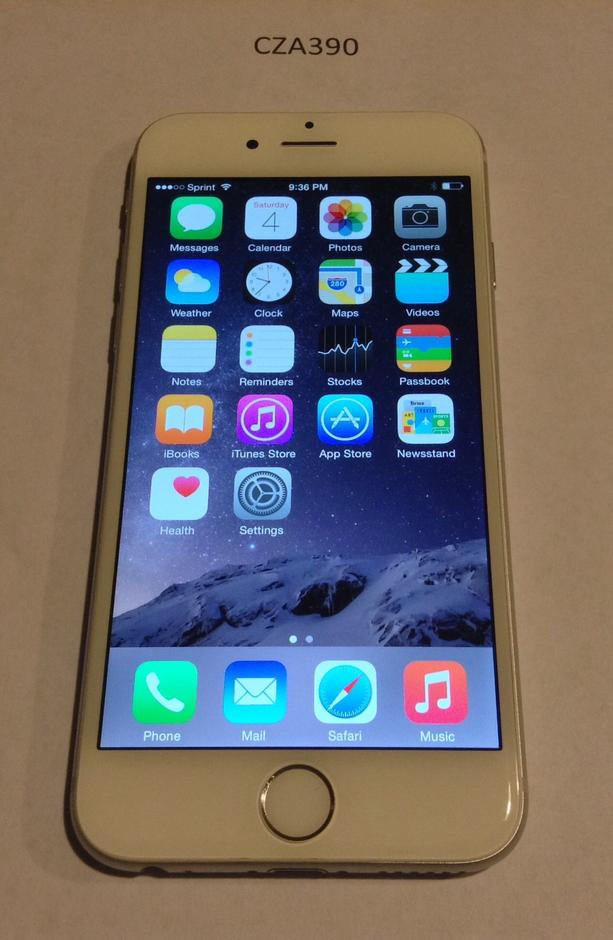 iphone 6 at sprint cza390 apple iphone 6 sprint for 380 swappa 3520