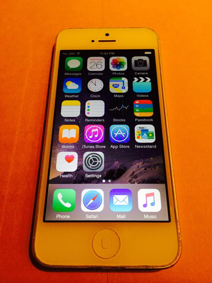 sprint iphones for sale daa402 apple iphone 5 sprint for 189 swappa 16188