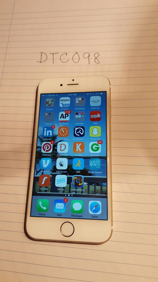 iphone 6 verizon for sale dtc098 apple iphone 6 verizon for 500 swappa 17591