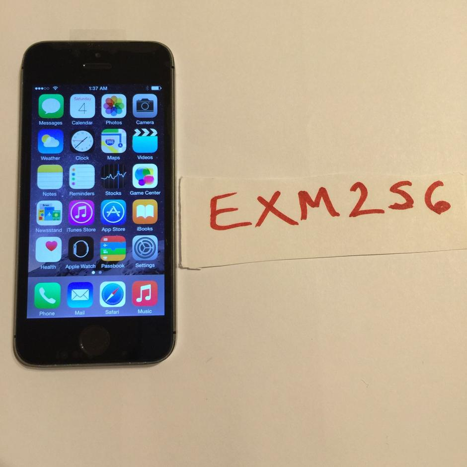 iphone 5s unlocked for sale exm256 apple iphone 5s unlocked for 329 swappa 1921