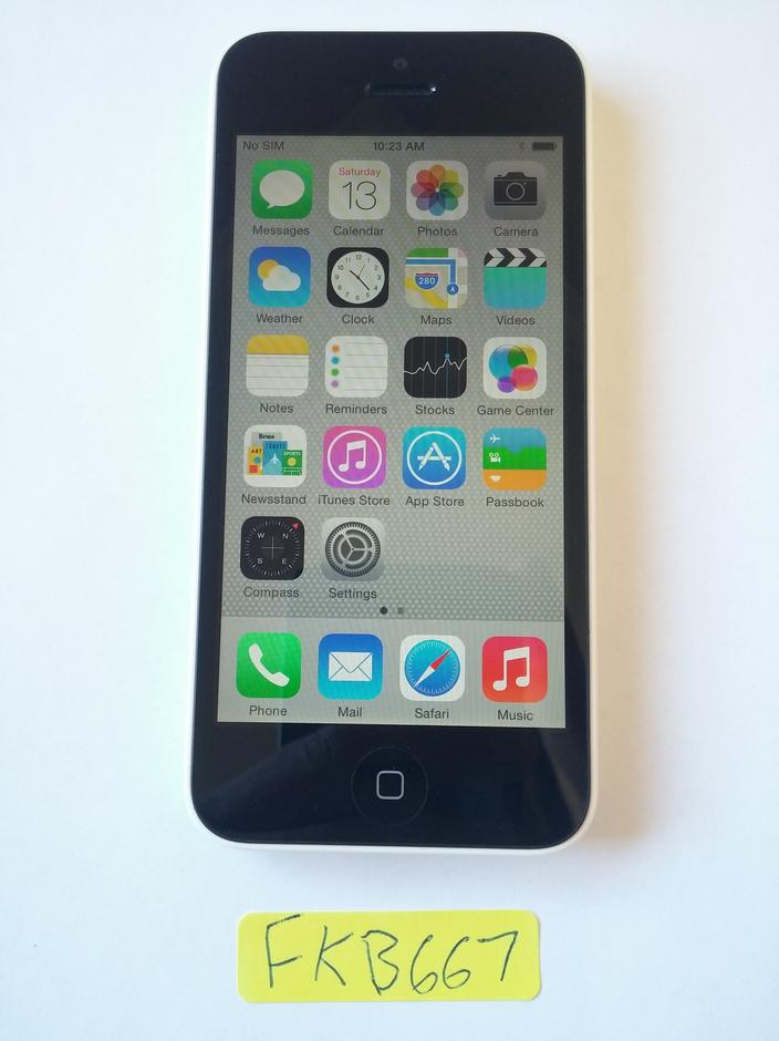 unlocked iphones for sale fkb667 apple iphone 5c unlocked for 359 swappa 16350