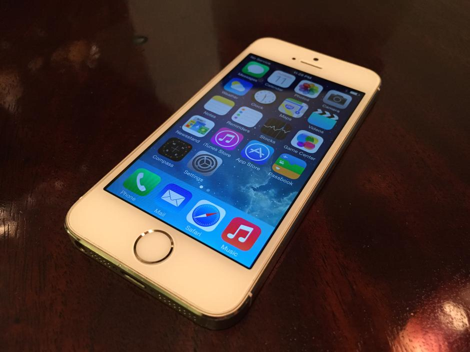 iphone 5s for sale at t hnq175 apple iphone 5s at amp t for 290 swappa 17468