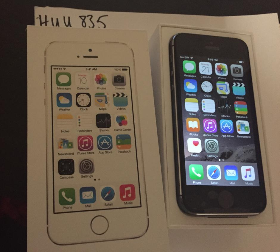 apple iphones for sale huu835 apple iphone 5s unlocked for 360 swappa 13486