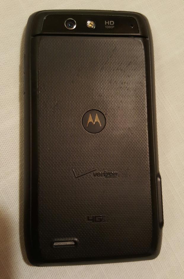 IFH509: Motorola Droid 4 (Verizon)
