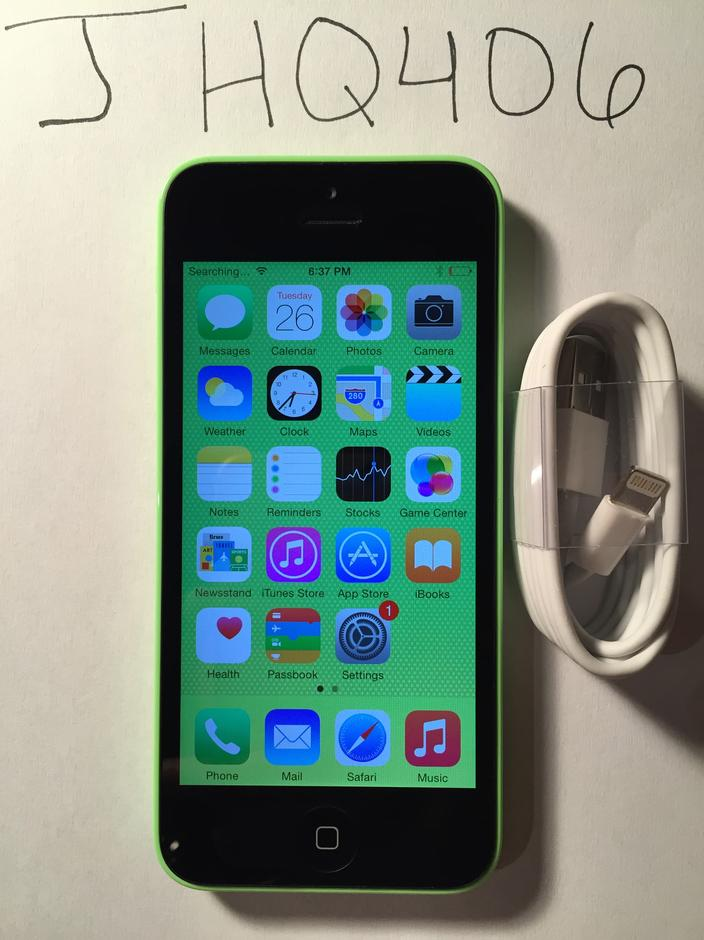 iphone 5c t mobile for sale apple iphone 5c t mobile for jhq406 190 gt swappa 19317