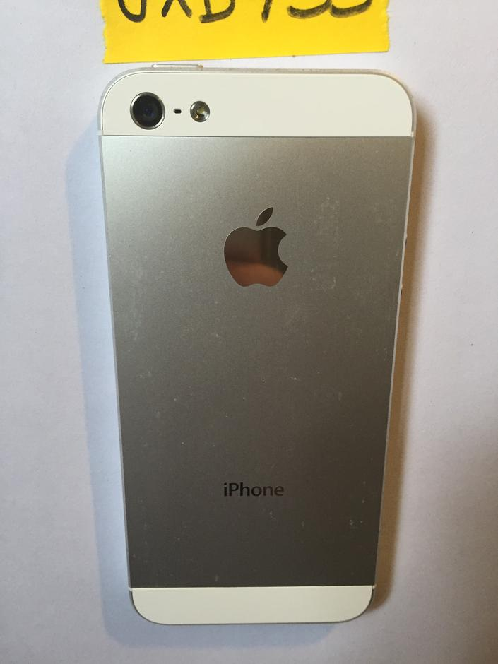 iphone unlocked for sale apple iphone 5 unlocked for jxd733 210 gt swappa 2839