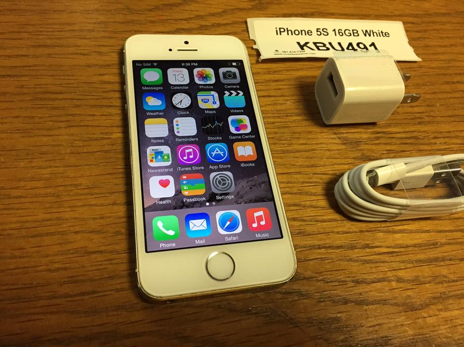 iphone 5s for sale t mobile kbu491 apple iphone 5s t mobile for 310 swappa 19326