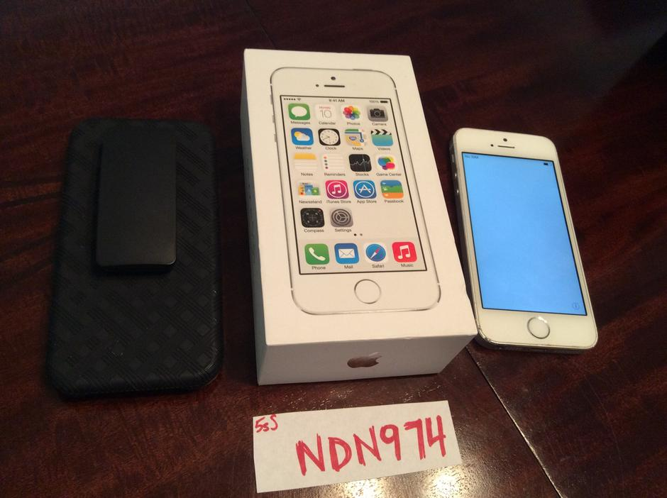 verizon iphone 5s for sale ndn974 apple iphone 5s verizon for 240 swappa 18151