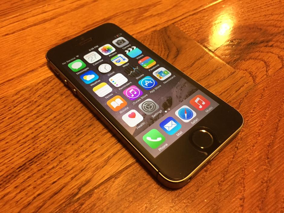iphone 5s for sale at t qka633 apple iphone 5s at amp t for 270 swappa 17468