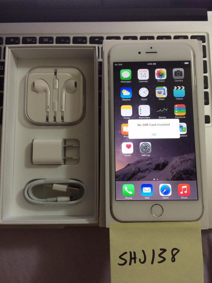 iphone 6 for sale verizon shj138 apple iphone 6 plus verizon for 925 swappa 6858