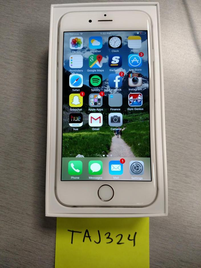 apple iphones for sale swappa apple iphone 6 unlocked for taj324 595 13486