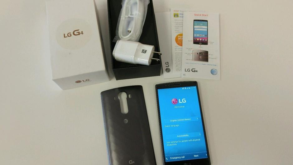 how to get an lg g4 ready to resell