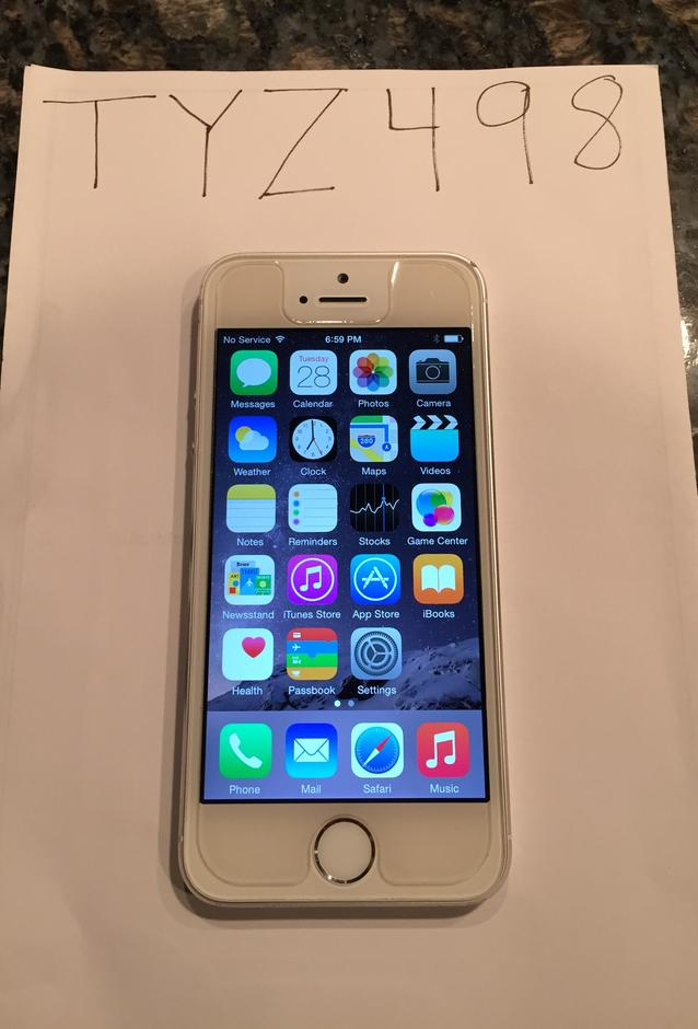 unlocked iphone 5s for sale tyz498 apple iphone 5s unlocked for 365 swappa 3058