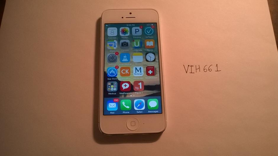 virgin mobile iphone 5 vih661 apple iphone 5 mobile for 290 16420
