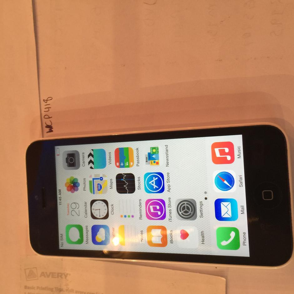 iphone 5c t mobile for sale wcp418 apple iphone 5c t mobile for 189 swappa 19317