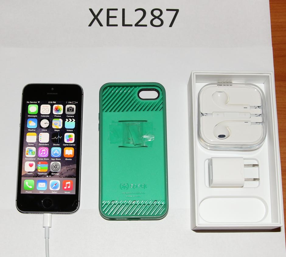 iphone 5 s for sale xel287 apple iphone 5s verizon for 300 swappa 17393