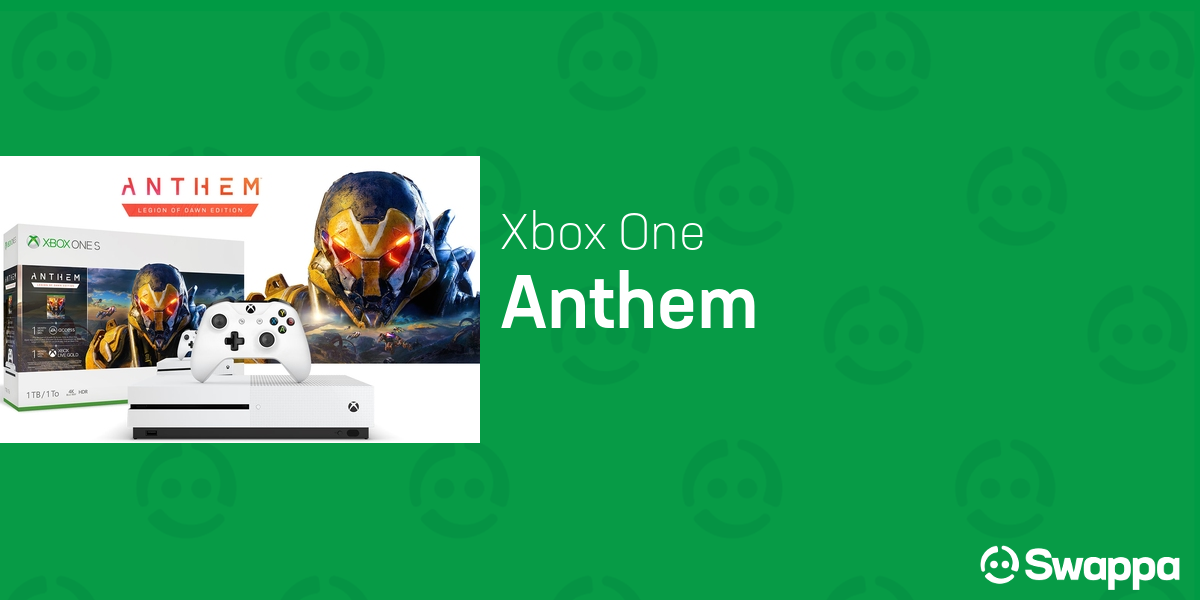 Used Anthem game for Xbox One - Swappa