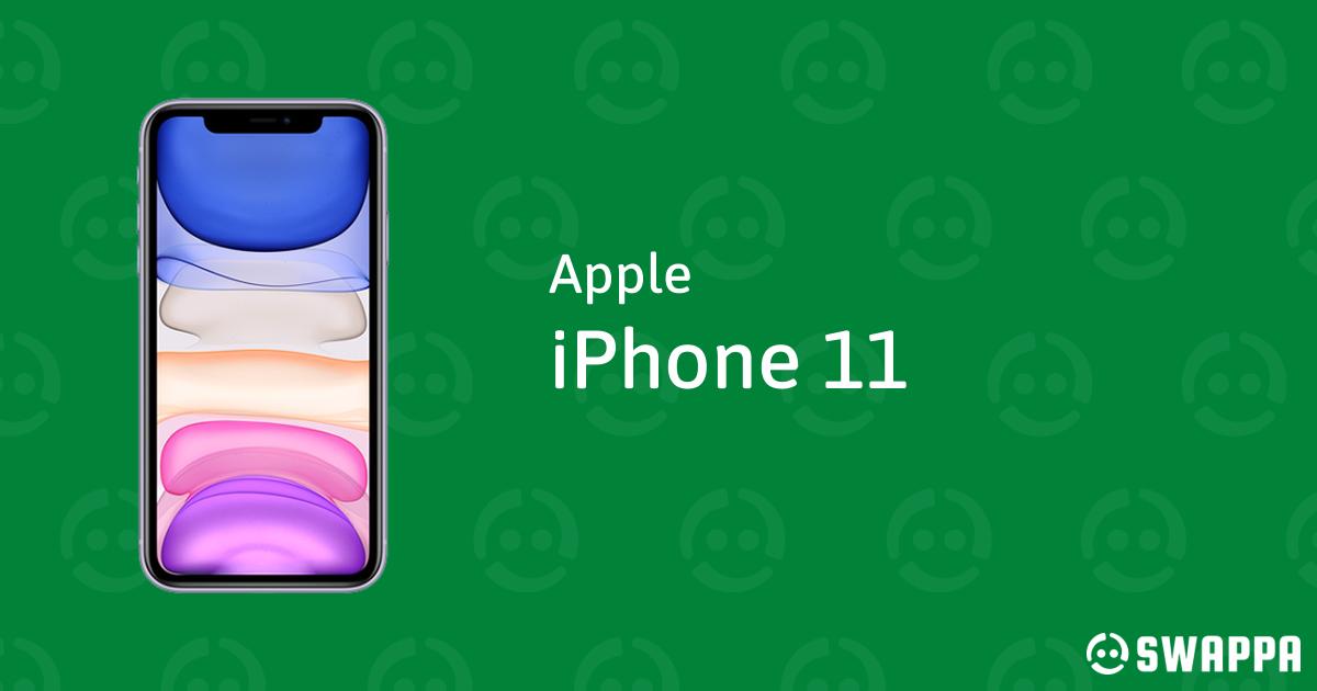 Buy Unlocked Iphone 11 Swappa