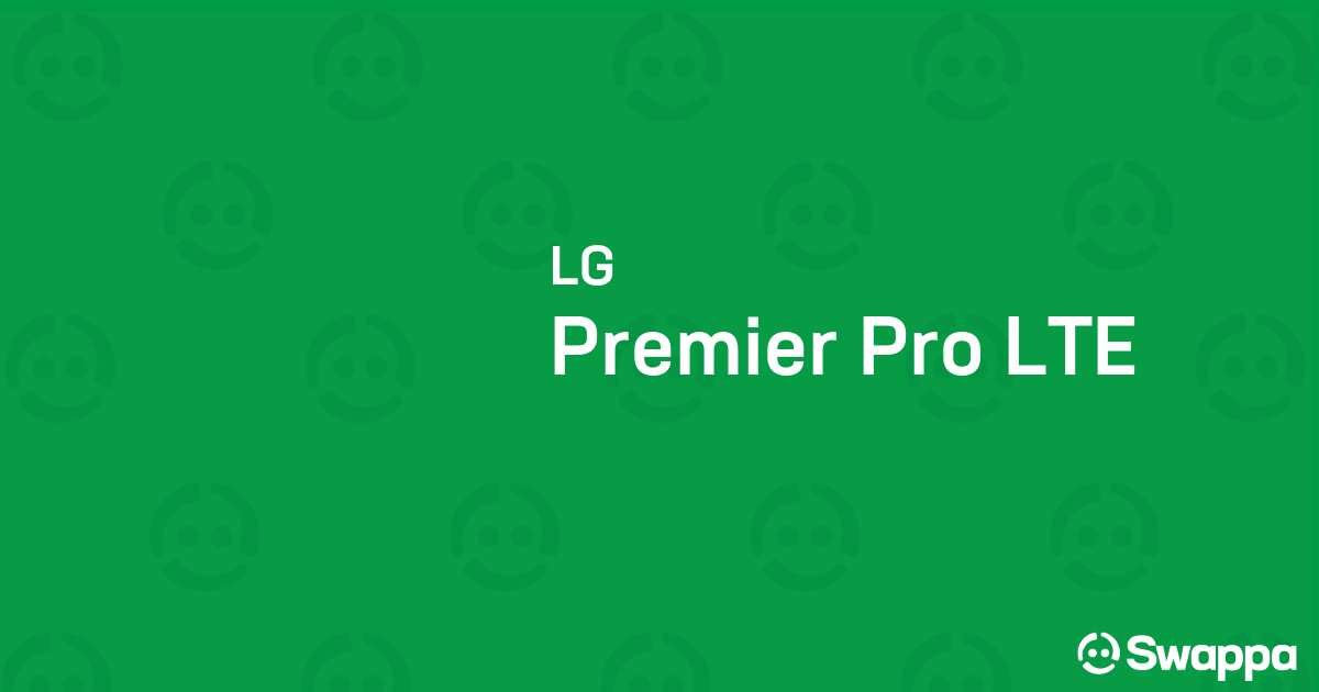 Buy Premier Pro LTE: Price and Carrier Options - Swappa