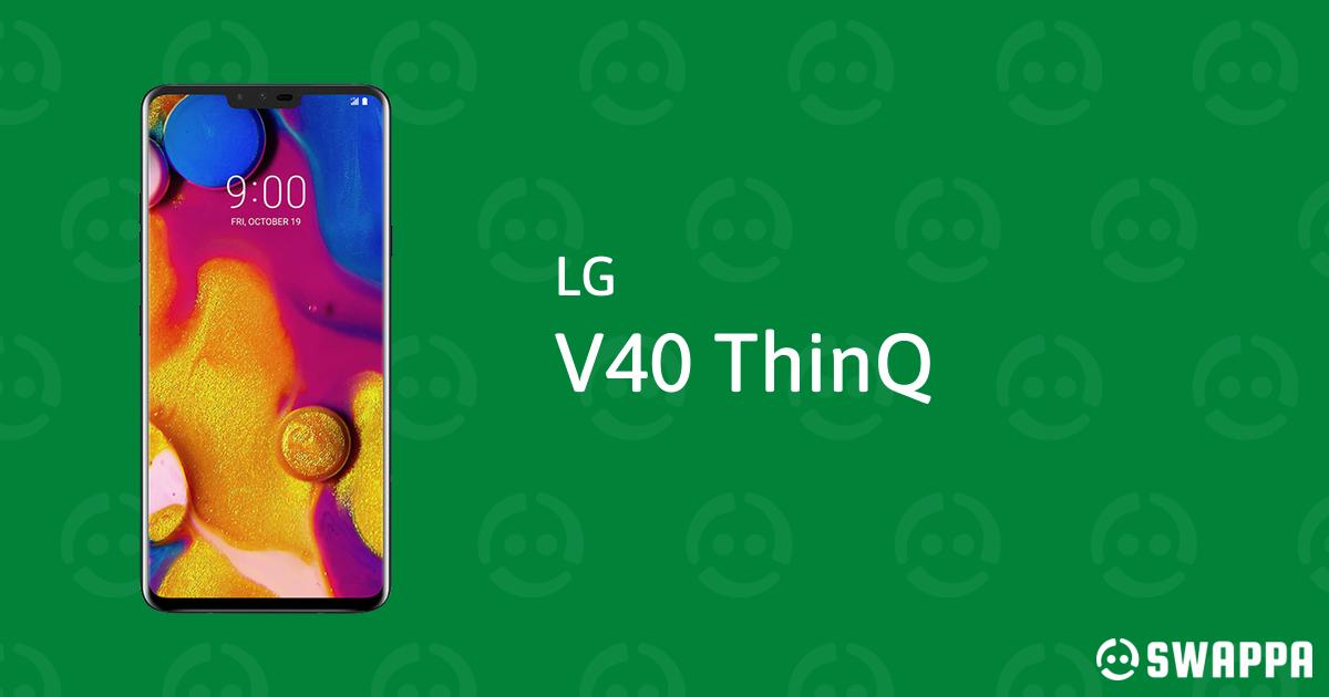 Buy T-Mobile LG V40 ThinQ