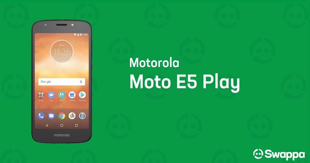 Buy Xfinity Moto E5 Play - Swappa