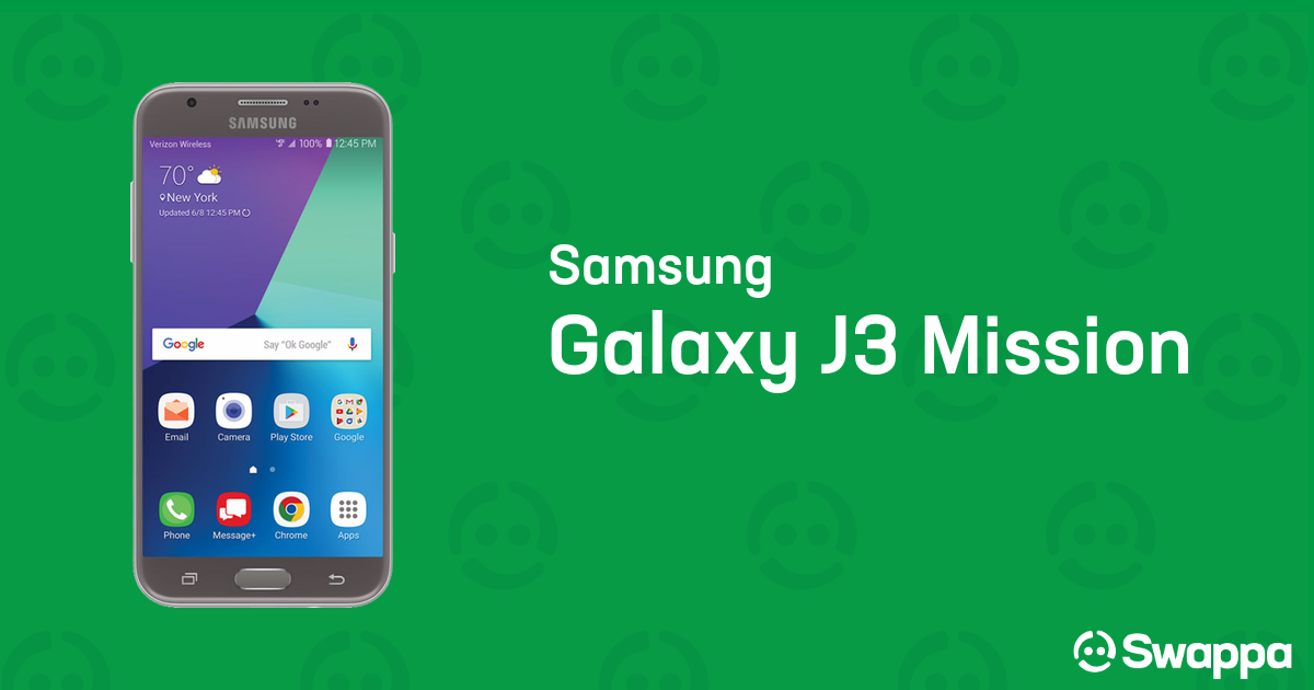 Buy Galaxy J3 Mission: Price and Carrier Options - Swappa