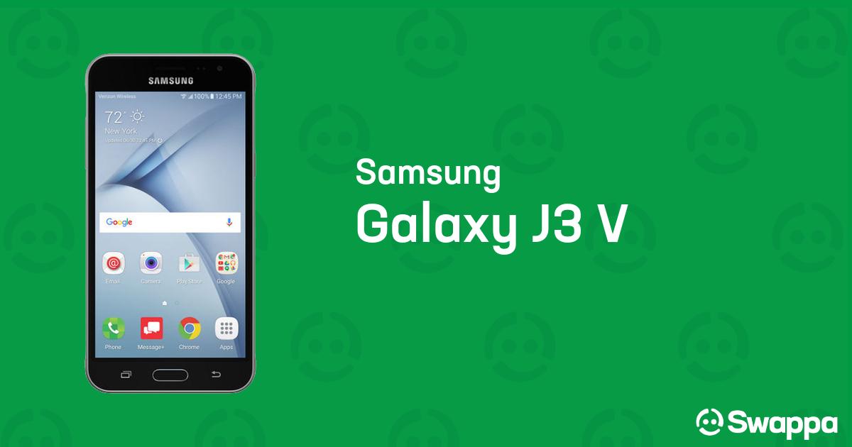 Buy Verizon Samsung Galaxy J3 V