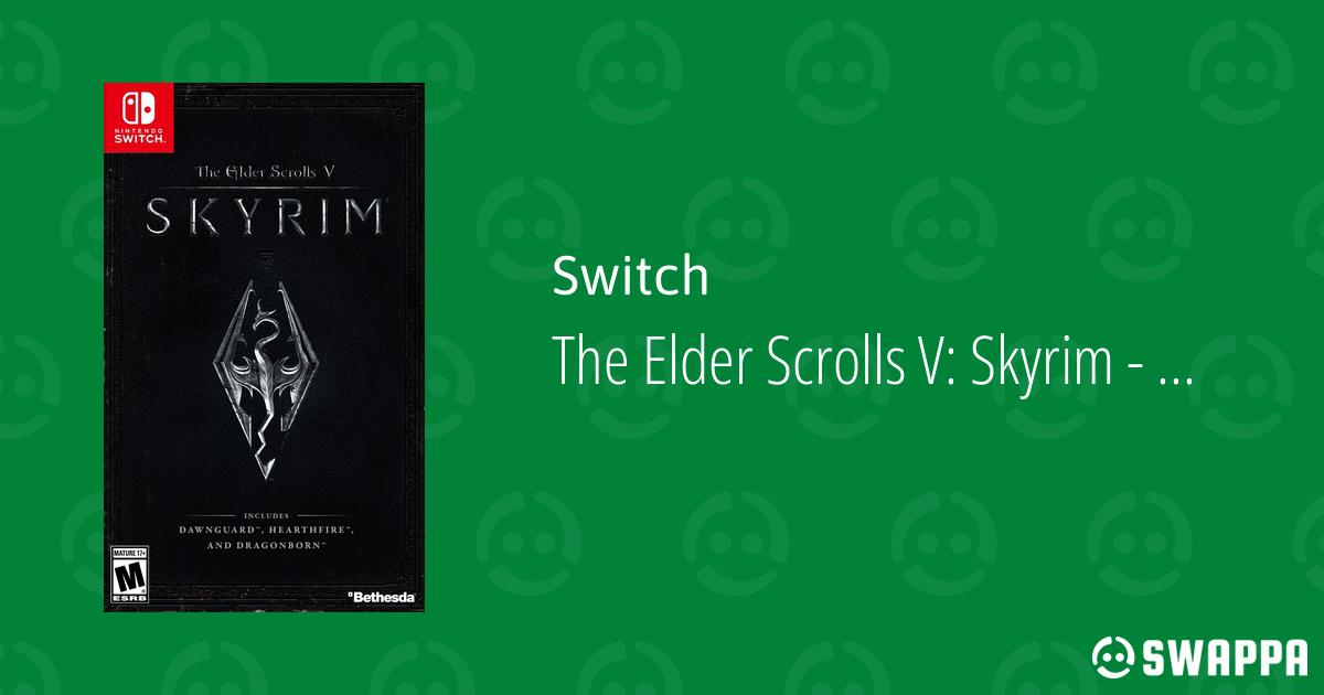 The Elder Scrolls V: Skyrim - Special Edition for Nintendo Switch