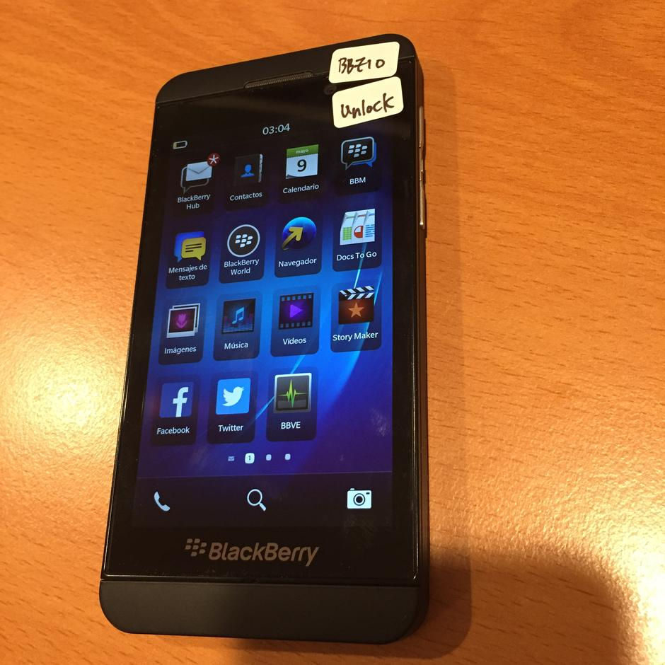 outcome is blackberry z10 a good buy Brushed