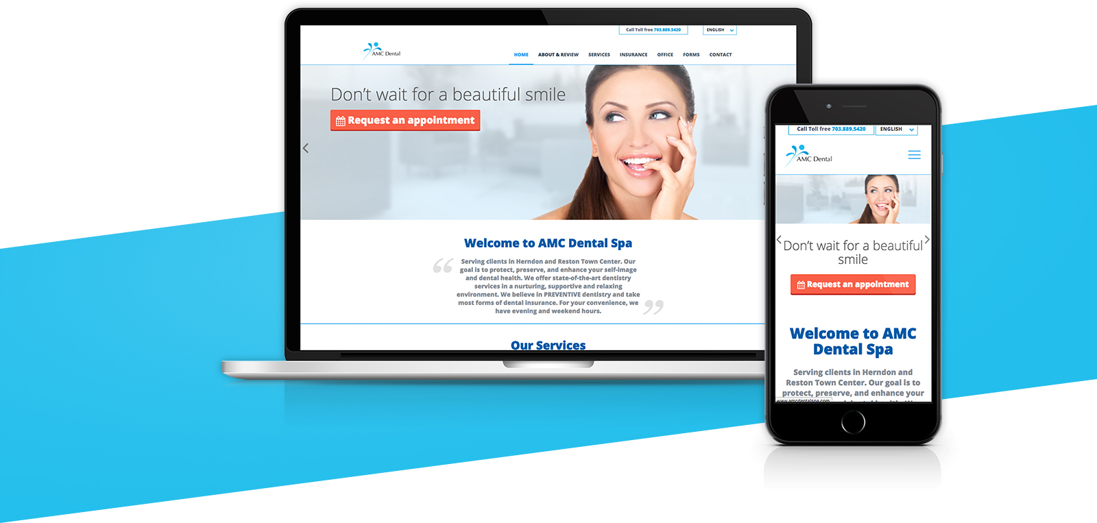 AMC Dental Spa image