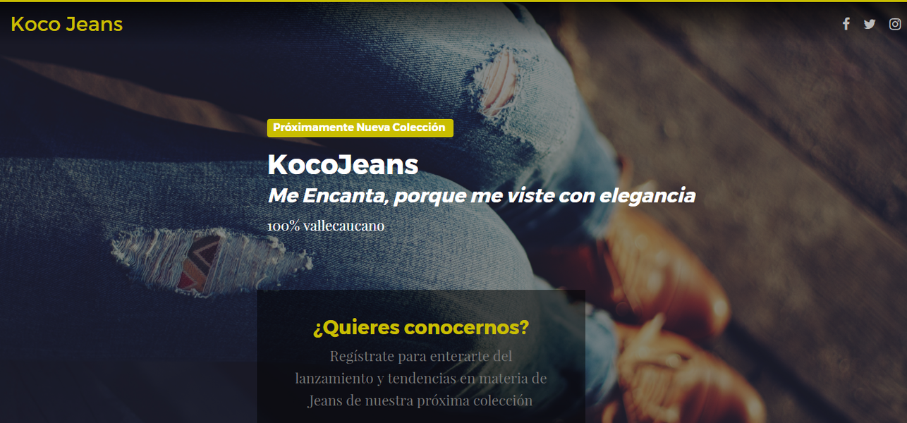 Koco Jeans image