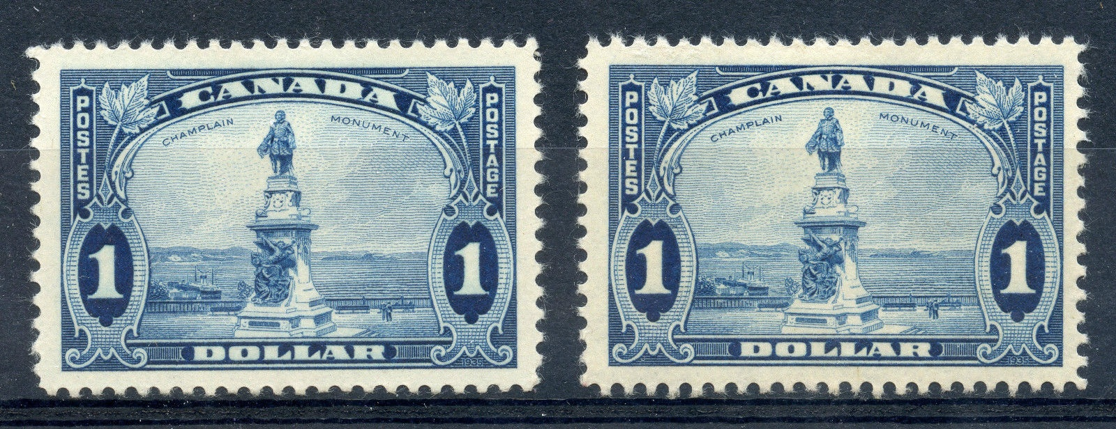 Weeda canada 227 227i vf mint h dg 1 champlain in 2 for Acheter une maison au canada conditions