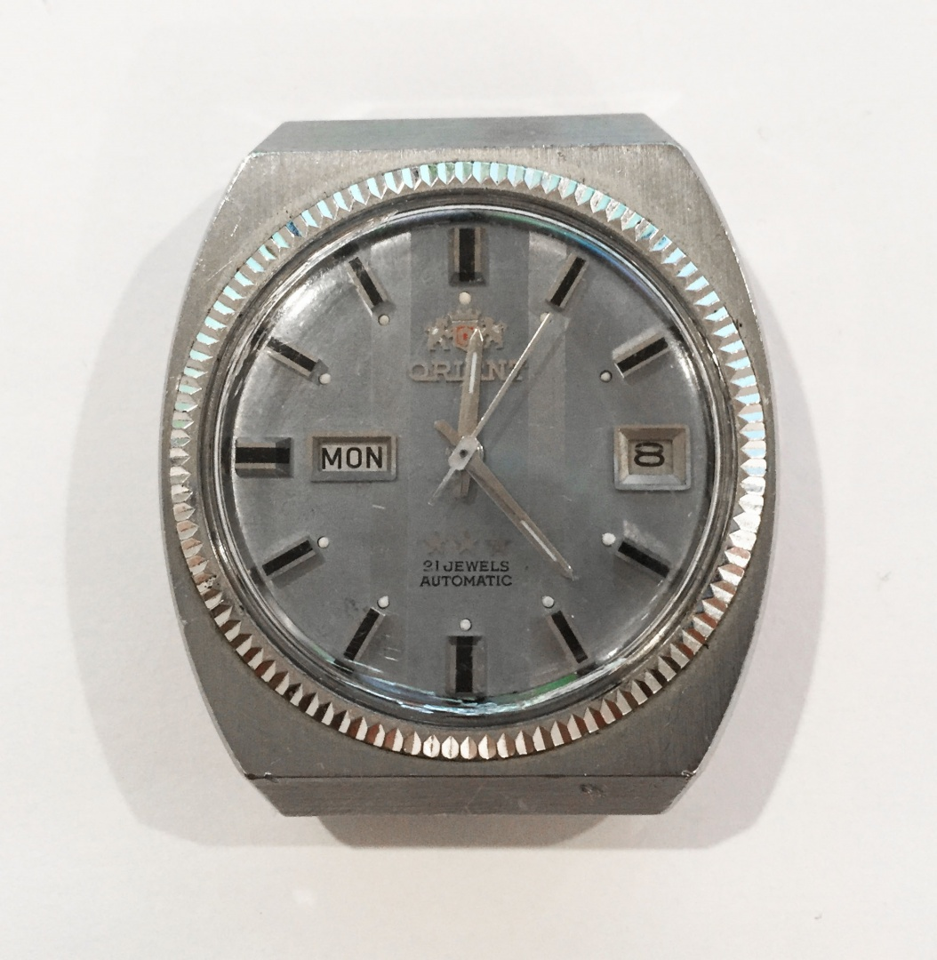 Vintage Orient 3 Star Watch Buy On Swappy