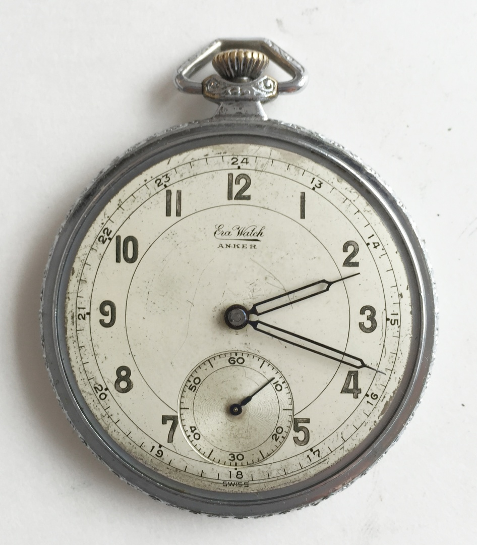 Vintage waltram silver mens packet watch phrase, matchless)))