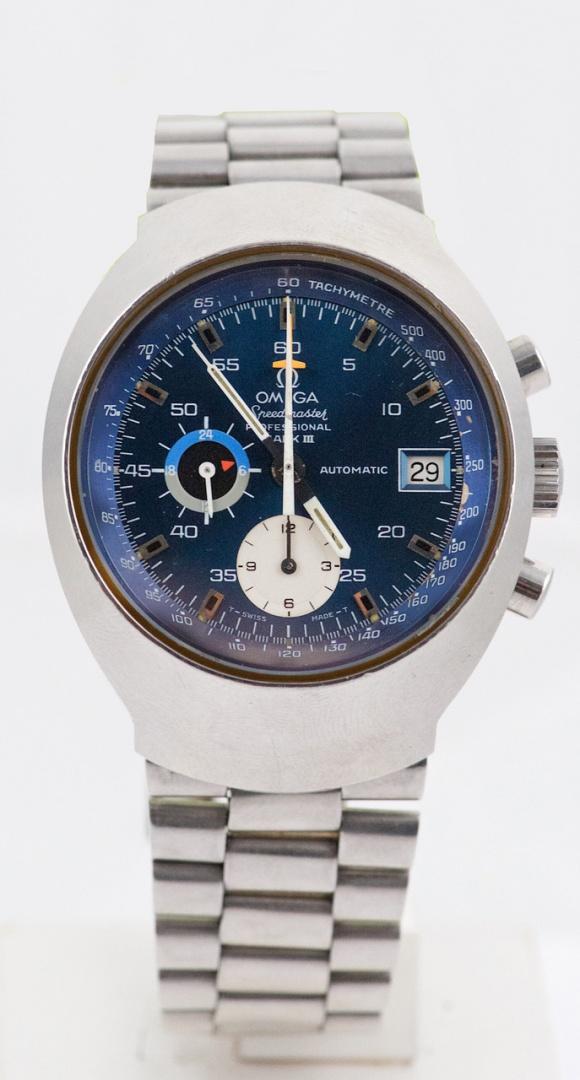Rare Vintage Omega Speedmaster Chronograph Ref St 176 002 Circa