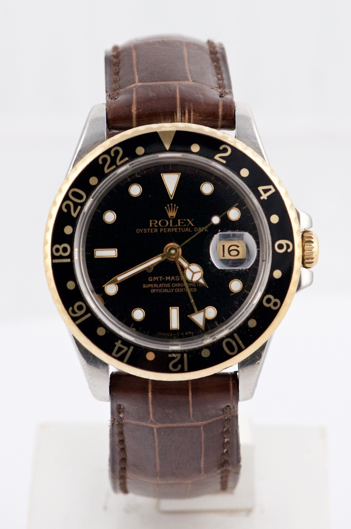 Rolex Gmt Master Ii Two Tone Ref 16713 Circa 1991 Buy On Swappy