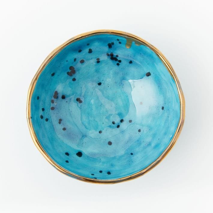 A MANO Ceramic Trinket Dish