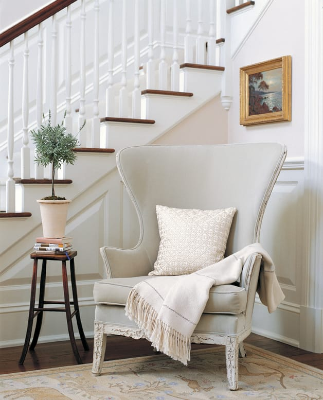 Entryway Accent Chairs