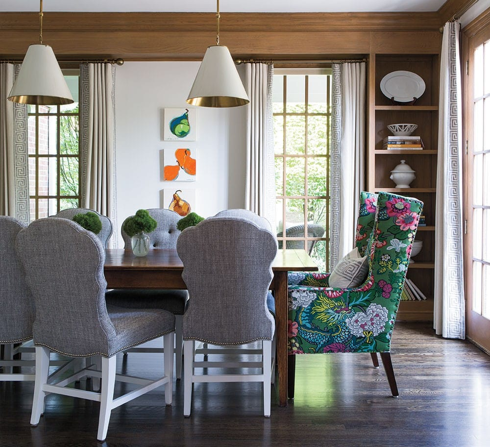 Dining Accent Chairs