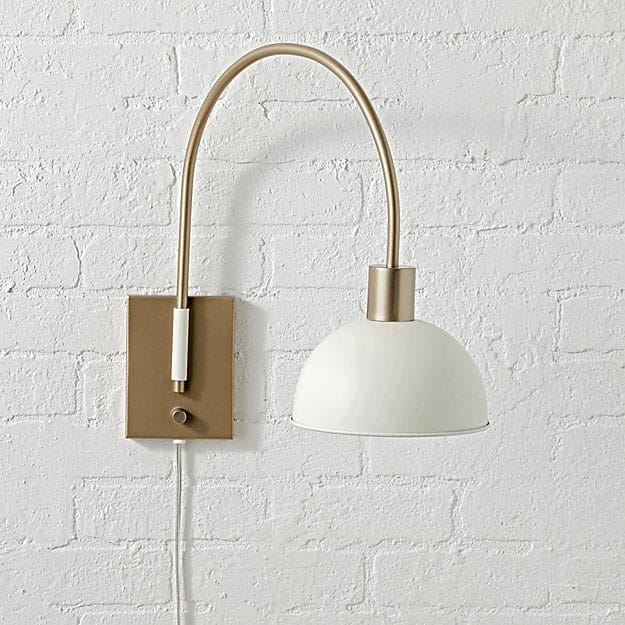 Single Wall Mounted Adjustable Light