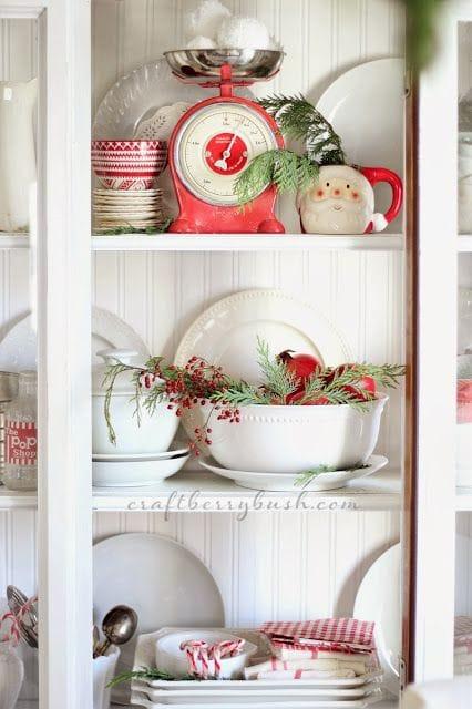 Christmas Dishware