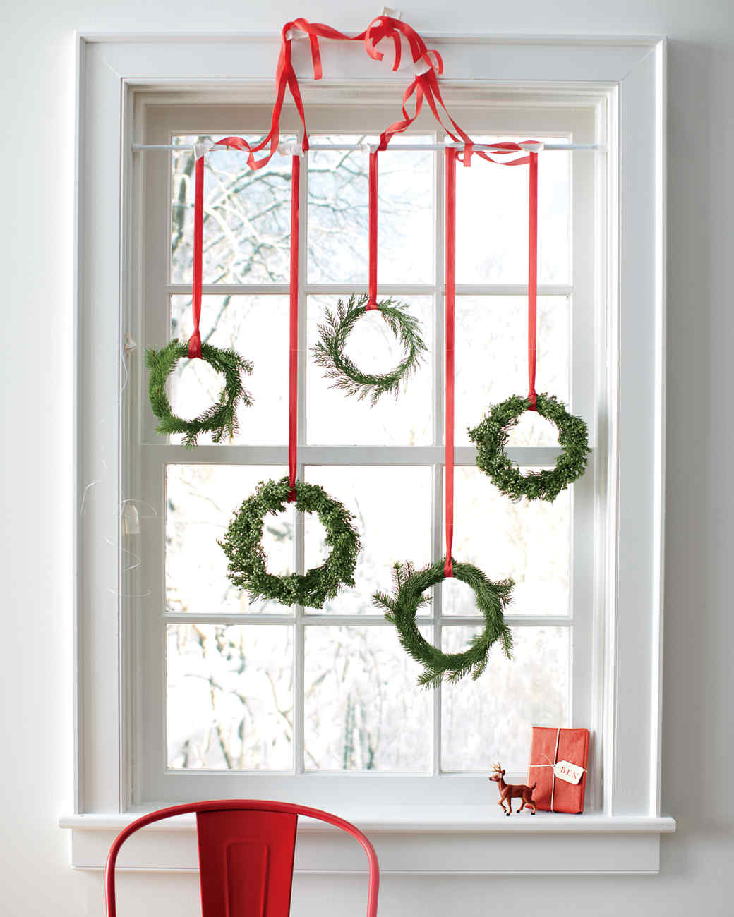 Multiple Mini Wreaths
