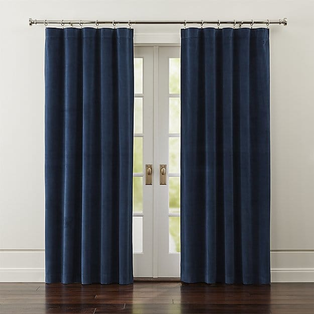 Windsor Midnight Curtains