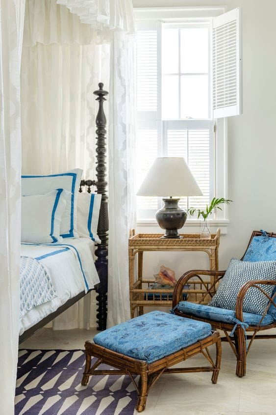 Guest Bedroom Seating