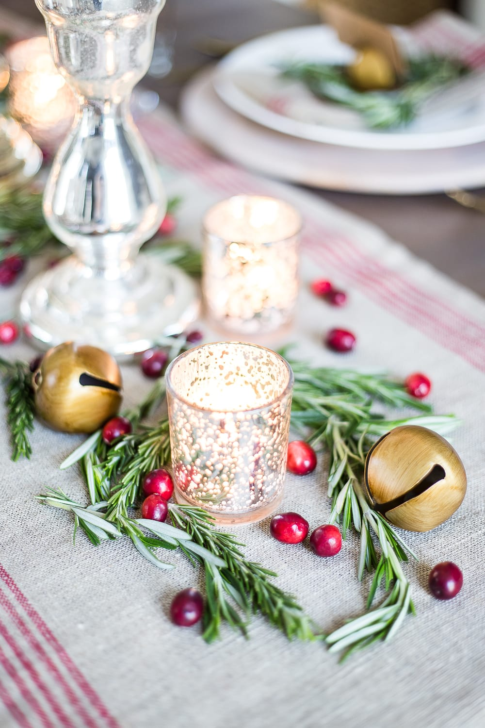 Holiday Tablescape
