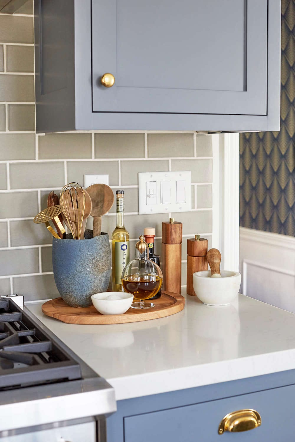 Kitchen Remodel Styling