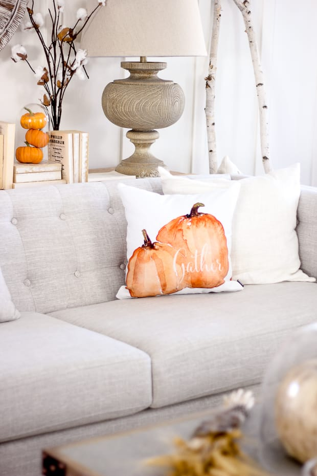 5 ways to update your home for fall